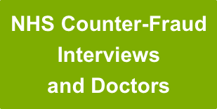 NHS Counter Fraud and Doctors - Legal Advice