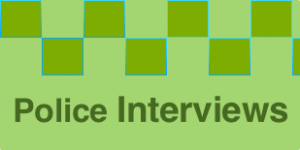Doctors Representation in Police Interviews